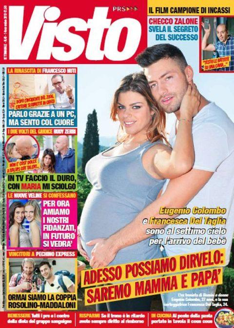 Francesca-Del-Taglia-incinta
